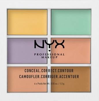 Aquaria x NYX Professional Makeup palette di ombretti